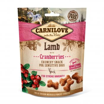 200gr - Carnilove Cracker mit Lamm & Cranberries