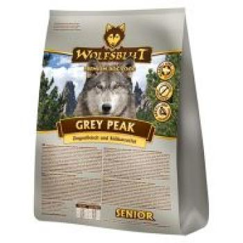 2kg - Wolfsblut Grey Peak SENIOR