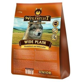 15kg - Wolfsblut Wide Plain SENIOR